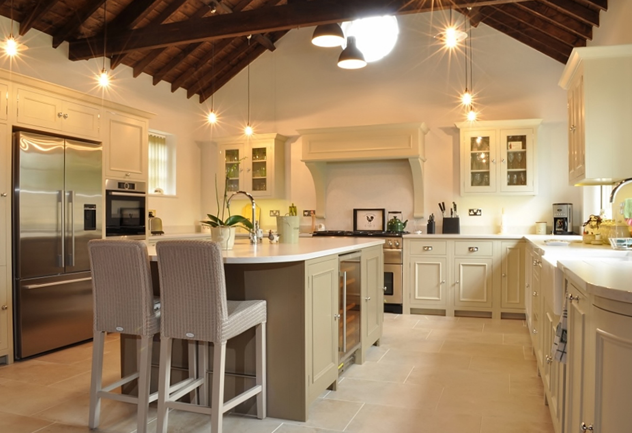 Barn Conversion Country Kitchen 4