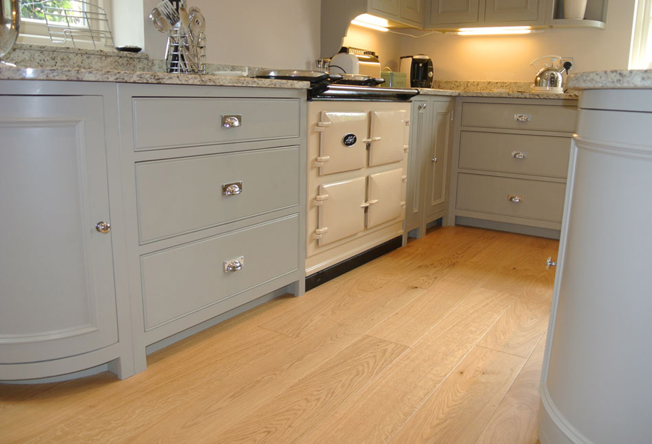 Integrating An Aga Into Your Kitchen Hawk K B