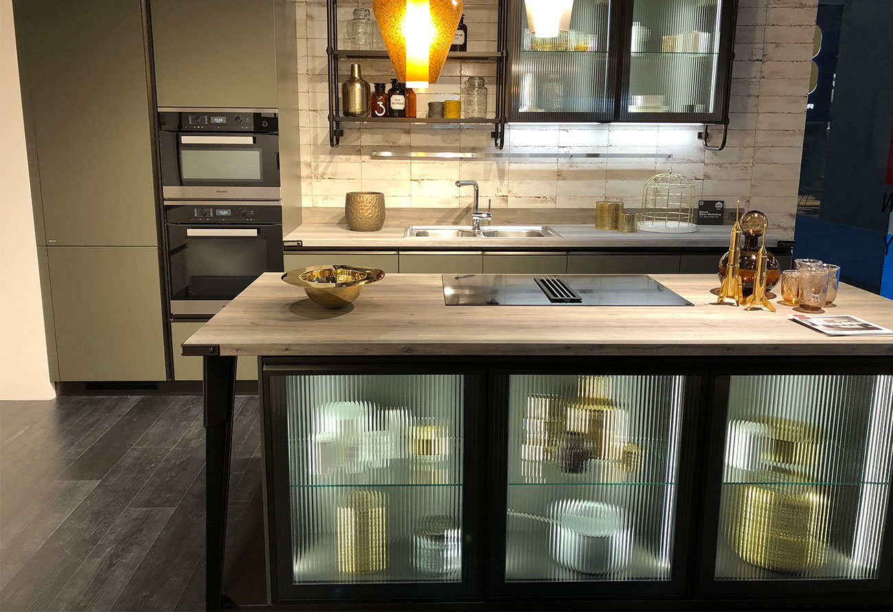 Industrial-kitchen-trend