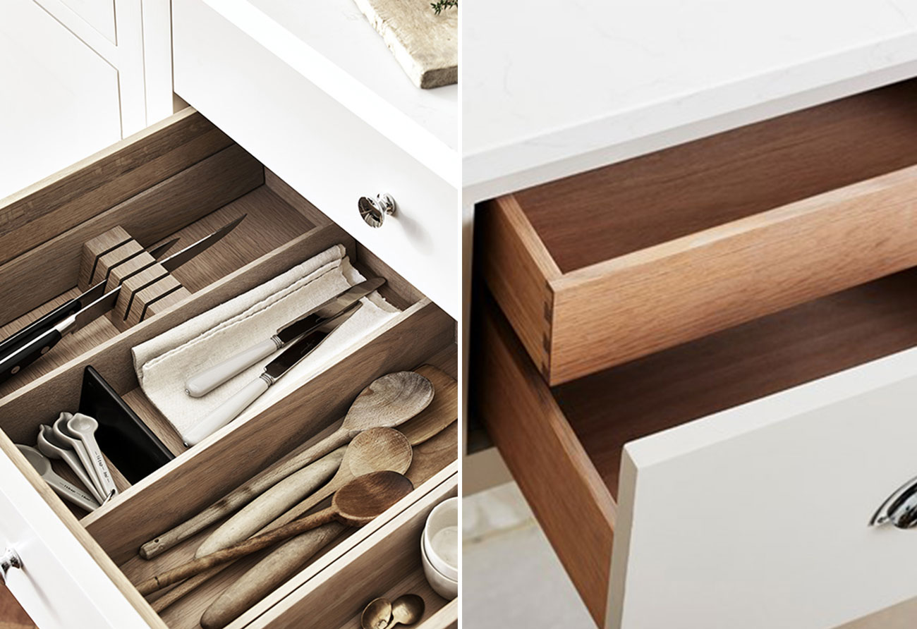 shaker-kitchen-drawers